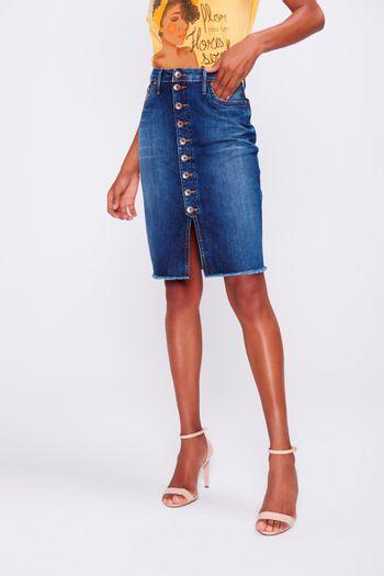 Saia-Secretaria-Jeans-com-Abotoamento-Frente-1-- bfbb8e62067
