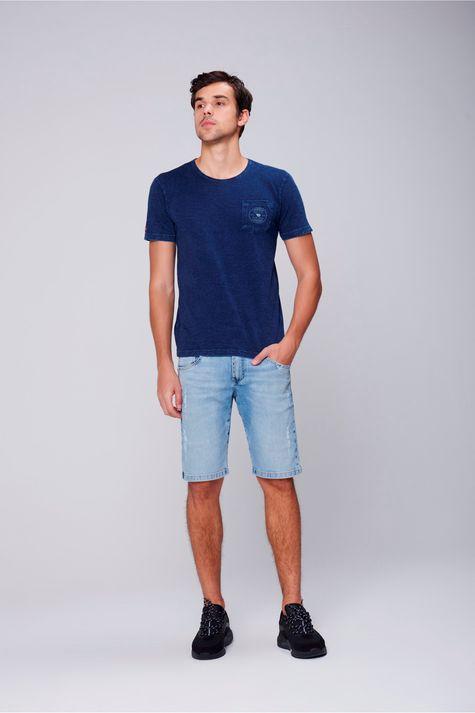 Camiseta-Masculina-Malha-Indigo-Seja-Sol-Frente--