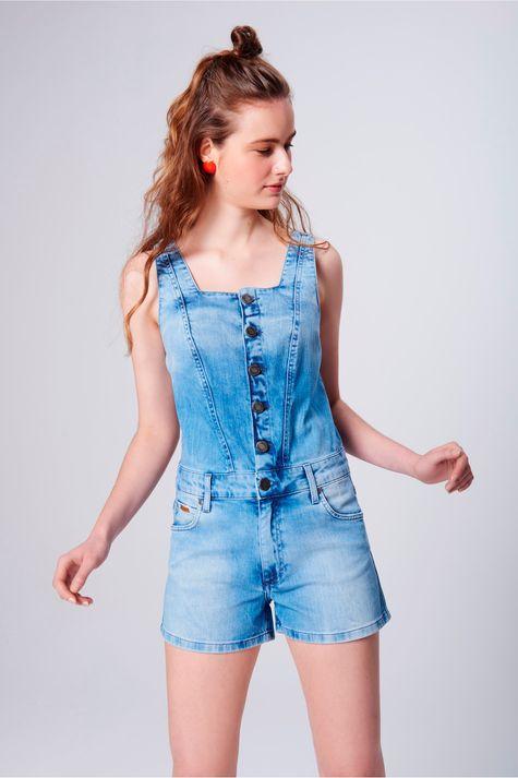 Macacao-Jeans-Curto-Feminino-com-Botoes-Frente--
