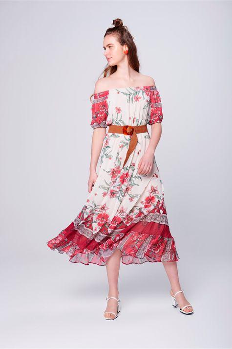Vestido-Longo-Fluido-com-Estampa-Floral-Detalhe-1--