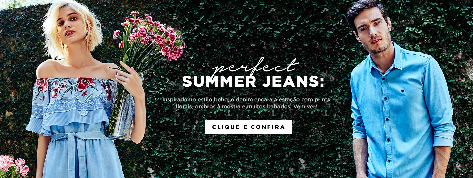THUMBS: Perfect Summer Jeans