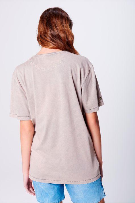 Camiseta-Tingida-Estampada-Masculina-Costas--
