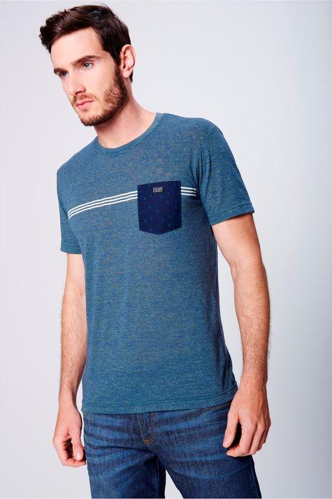 Camiseta-Fit-com-Bolso-Frontal-Masculina-Frente--