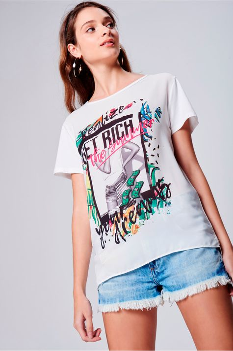 Camiseta-Feminina-Estampa-Realize-Frente--