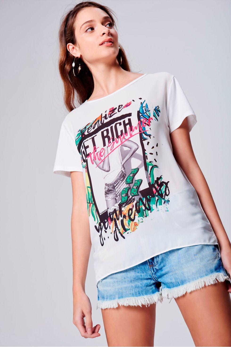 Camiseta-Feminina-Estampa-Realize-Frente--