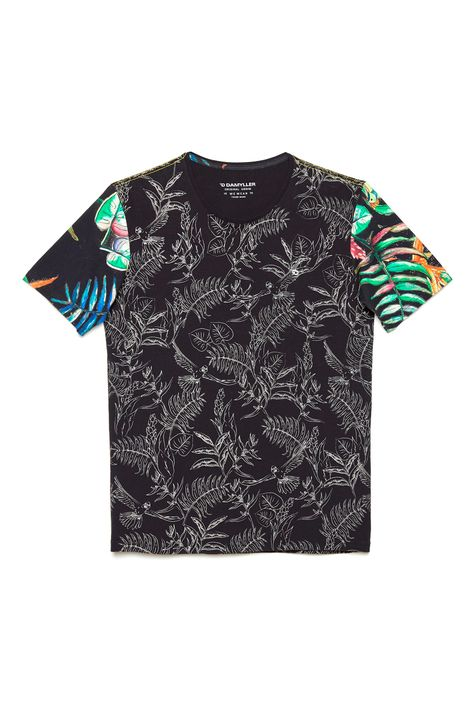 Camiseta-Fit-Estampada-Unissex-Frente--