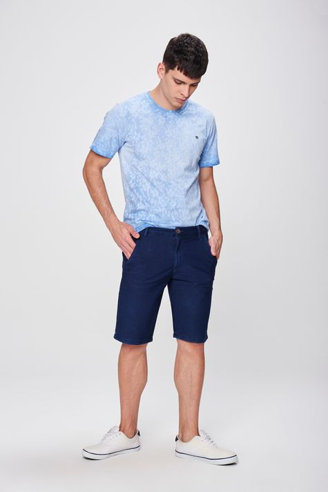 Bermuda-Chino-Jeans-Masculina-Frente--
