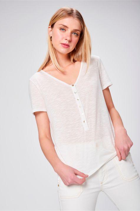 3a985050cb Moda Feminina - Blusas - Camiseta Preto PP – Damyller