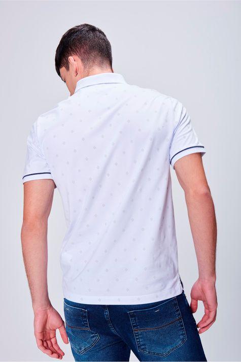 Camisa-Gola-Polo-Estampa-de-Repeticao-Costas--