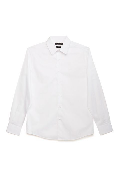 Camisa-Social-Branca-de-Algodao-Peruano-Frente--