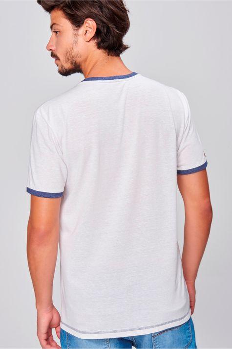 Camiseta-Fit-com-Ribanas-Masculina-Costas--