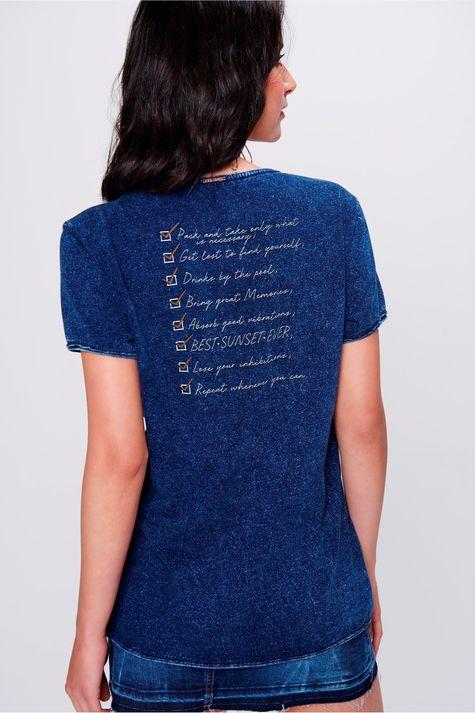 Camiseta-Feminina-de-Malha-Denim-Costas--