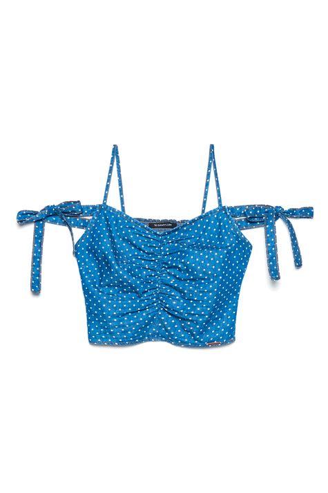 Blusa-Cropped-Jeans-de-Poa-Feminina-Detalhe-Still--