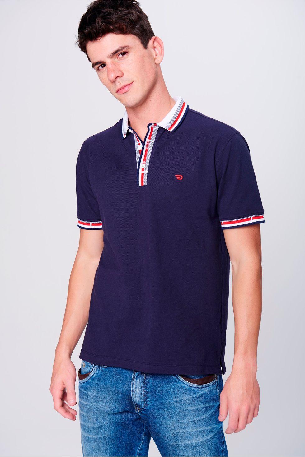 Camisa-Gola-Polo-com-Logo-Vermelho-Frente--
