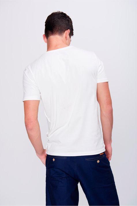 Camiseta-Fit-Estampa-Frontal-Masculina-Costas--