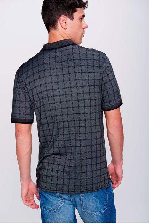 Camisa-Gola-Polo-Xadrez-Costas--