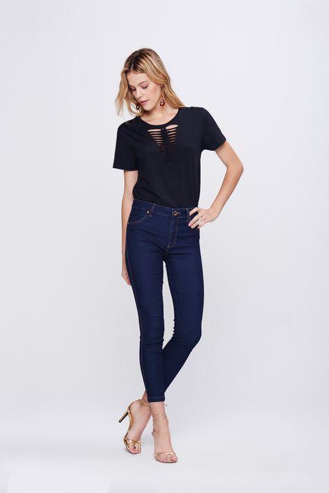 Calca-Jegging-Jeans-Cropped-Cintura-Alta-Frente--