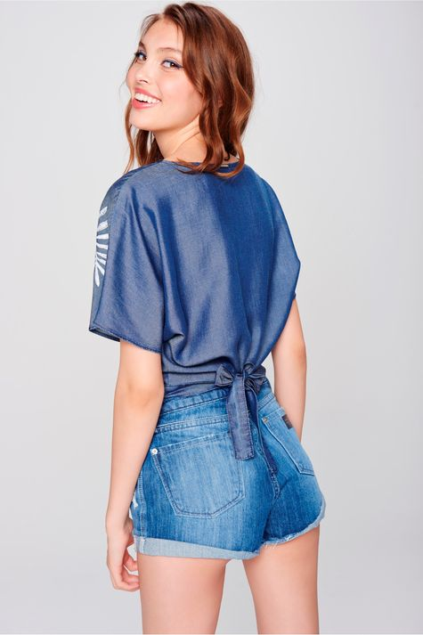 Blusa-Cropped-Jeans-Estampada-Feminina-Frente--