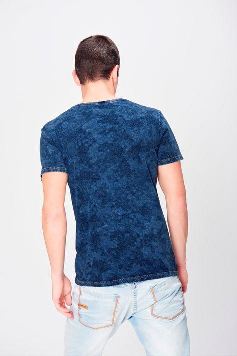 Camiseta-Fit-Camuflada-de-Malha-Denim-Costas--