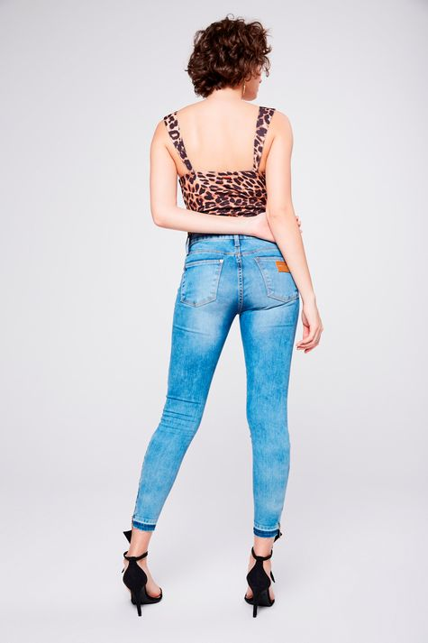 Calca-Jegging-Jeans-Cropped-com-Ziper-Costas--