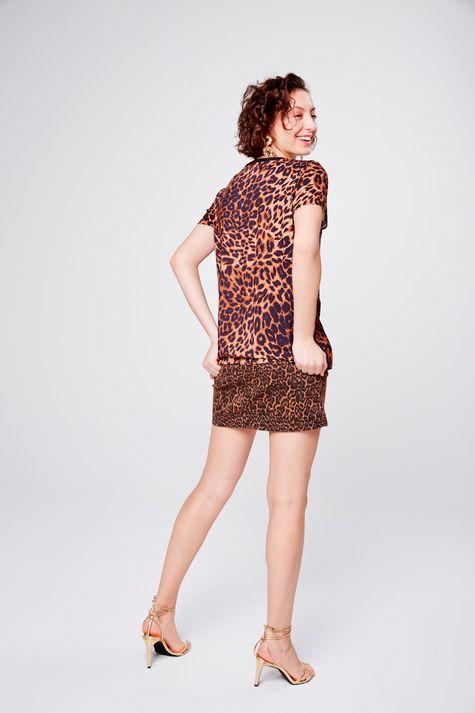 Camiseta-Animal-Print-Feminina-Costas--