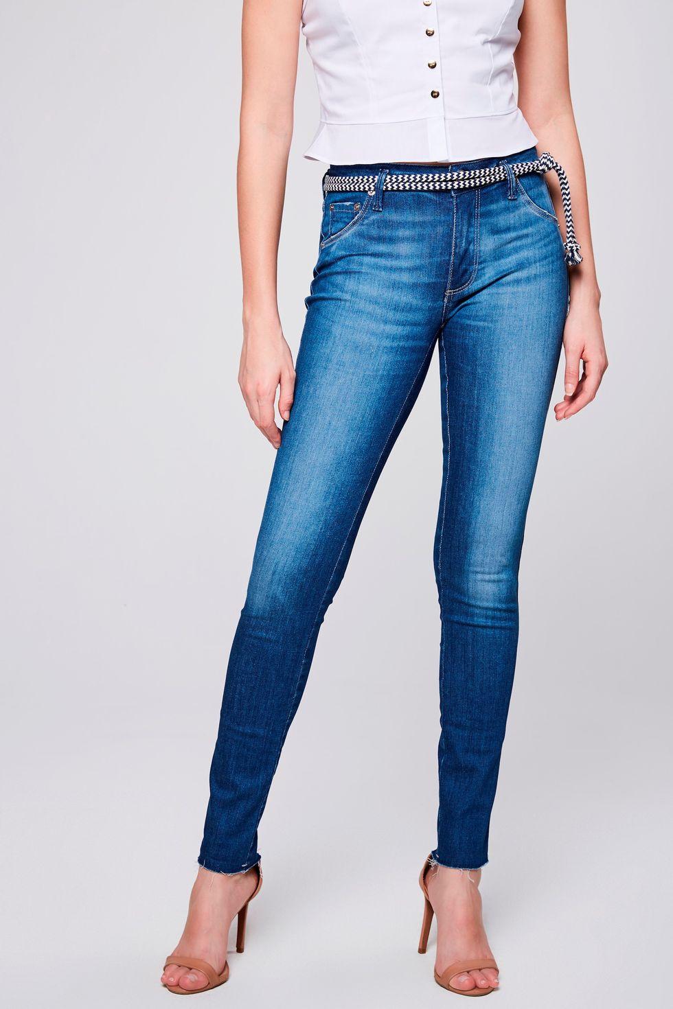 Calca-Jeans-Jegging-Com-Cinto-de-Cordao-Frente--