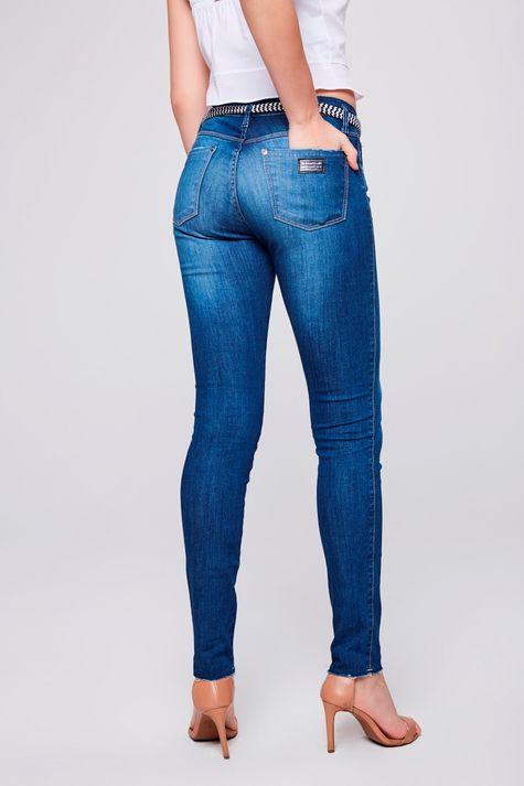 Calca-Jeans-Jegging-Com-Cinto-de-Cordao-Costas--