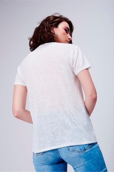 Camiseta-Feminina-Estampada-Decote-V-Costas--