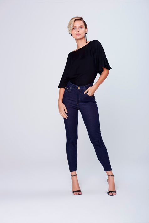 Calca-Cropped-Jeans-Cintura-Super-Alta-Frente--