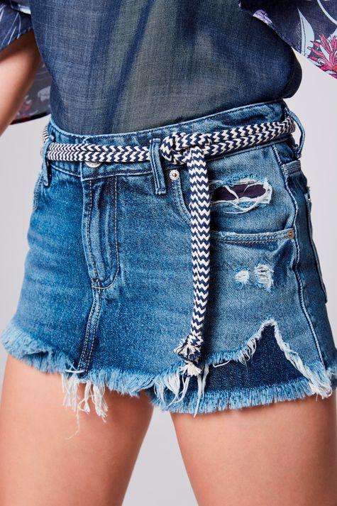 Short-Saia-Jeans-com-Cinto-de-Cordao-Detalhe--