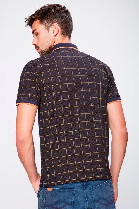 Camisa-Gola-Polo-Xadrez-Masculina-Costas--