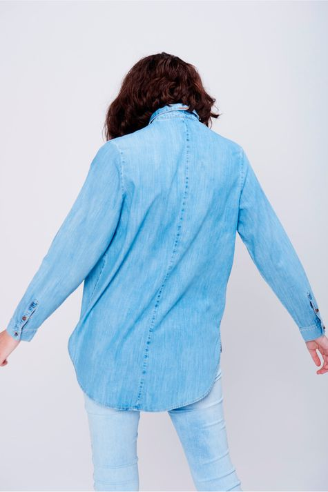 Camisa-Jeans-Alongada-Feminina-Costas--