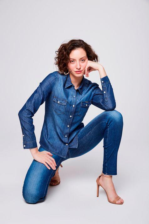 f06060bde1 Moda Feminina - Camisa P Jeans – Damyller