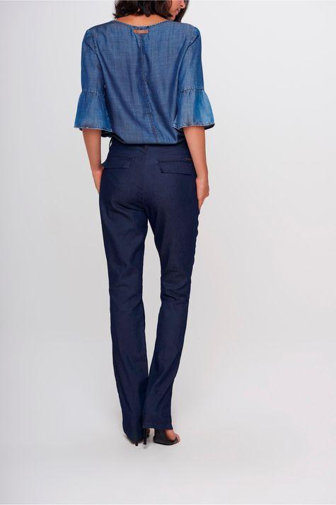 Calca-Jeans-Reta-de-Alfaiataria-Feminina-Costas--