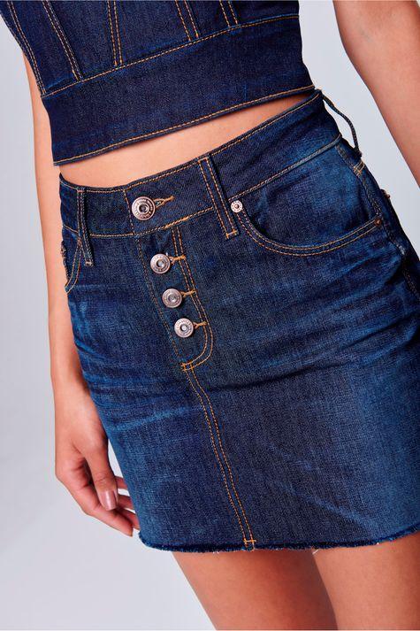 Saia-Jeans-com-Botoes-Ecodamyller-Frente--