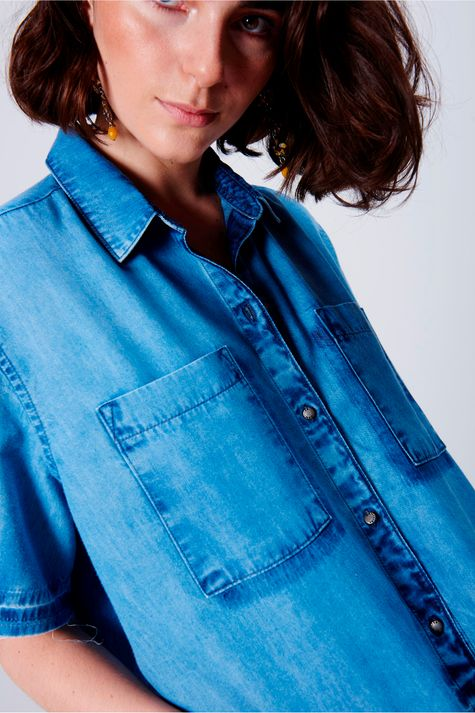 Camisa-Feminina-Jeans-Cropped-Frente--