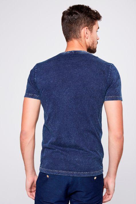 Camiseta-de-Malha-Denim-Masculina-Costas--