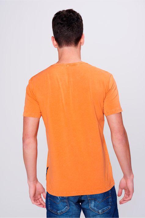 Camiseta-Fit-Tingida-Masculina-Costas--