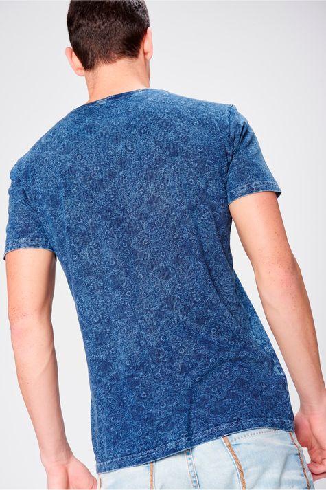 Camiseta-Fit-de-Malha-Denim-Masculina-Costas--