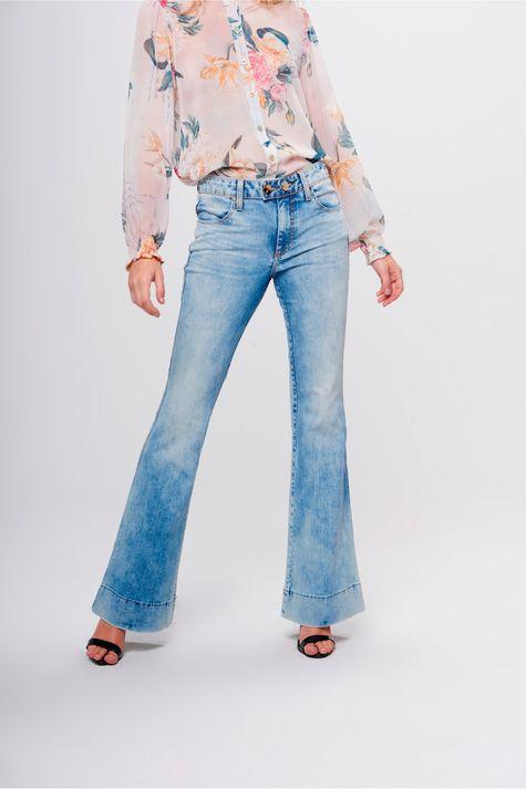 Calca-Boot-Cut-Jeans-Feminina-Estonada-Frente--