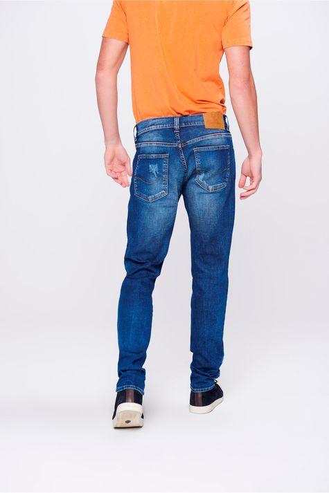 Calca-Skinny-Jeans-com-Puidos-Masculina-Costas--