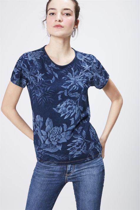 Camiseta-Indigo-Estampada-Feminina-Frente--
