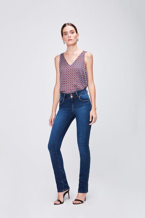 Calca-Jeans-Cintura-Alta-Feminina-Frente--