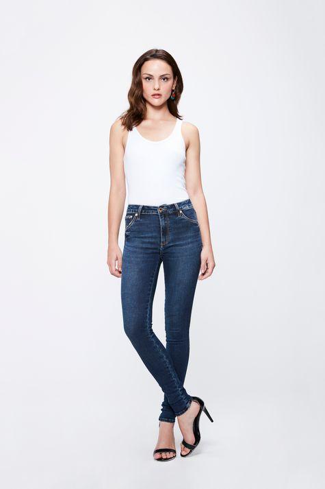 Calca-Jeans-com-Cintura-Alta-Feminina-Frente--