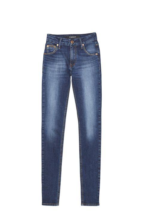 Calca-Jeans-com-Cintura-Media-Feminina-Detalhe-Still--
