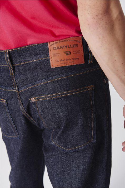 Calca-Masculina-Reta-Basica-Jeans-Detalhe--
