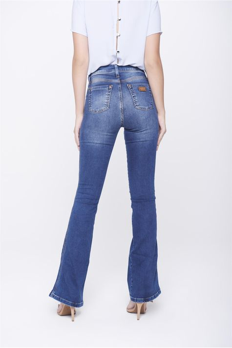 Calca-Boot-Cut-Jeans-Detalhe-Lateral-Costas--