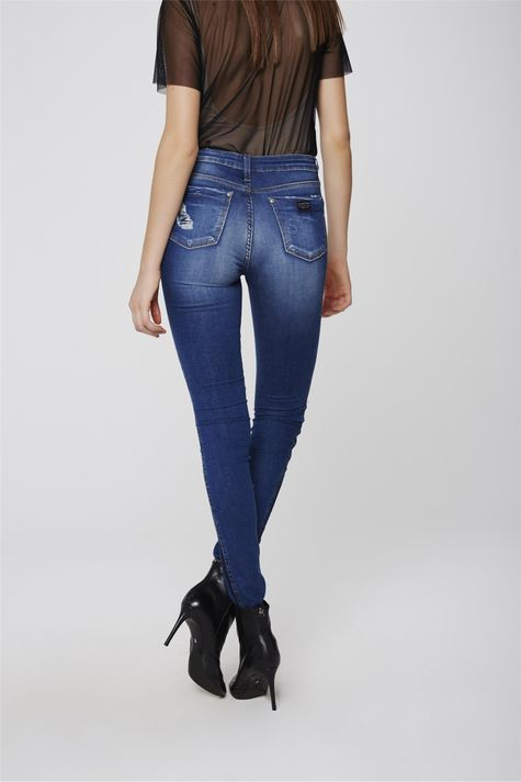 Calca-Jeans-Skinny-Rasgada-Feminina-Costas--