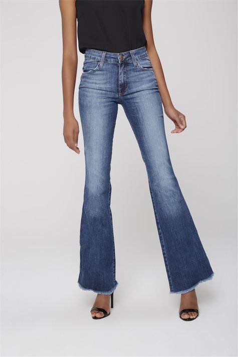 Calca-Boot-Cut-Jeans-Barra-Desfiada-Frente-1--