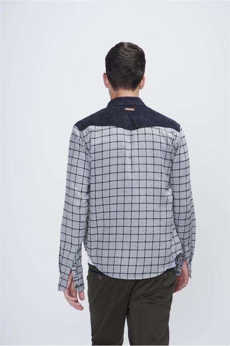 Camisa-Xadrez-Masculina-Costas--